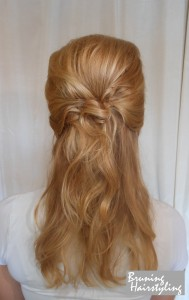 Bruning Hairstyling